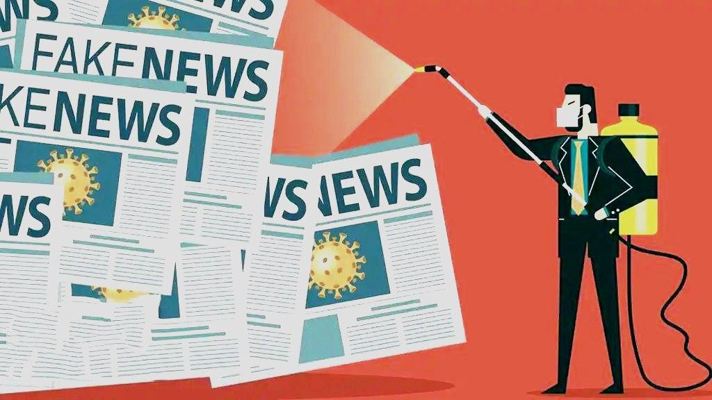 روش تشخیص خبرهای جعلی