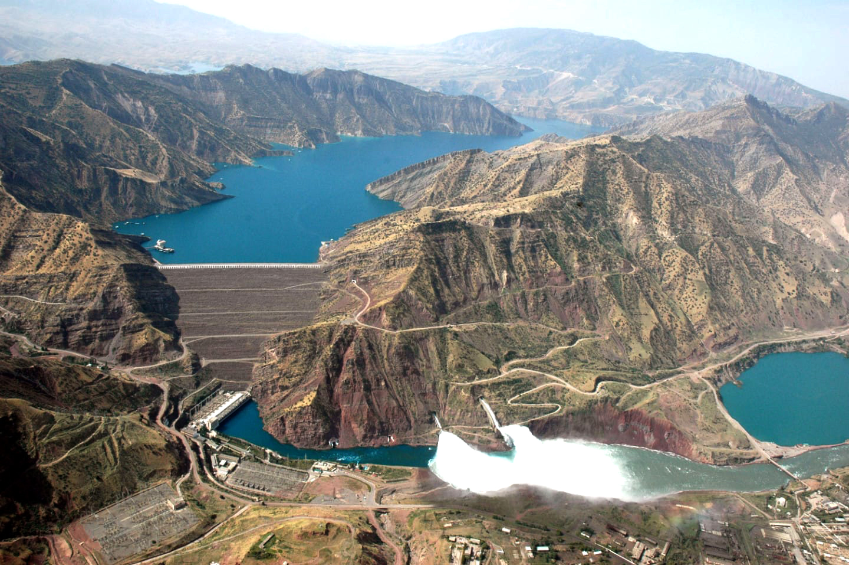 ماهنامه کی دبلیو سی kwc برق تاجیکستان