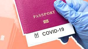 گذرنامه واکسن کووید-۱۹ ماهنامه کی دبلیو سی