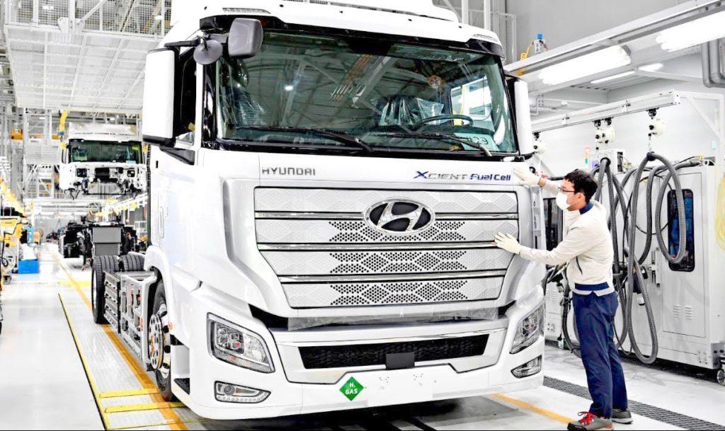 هیوندای - کامیون محیط زیستی