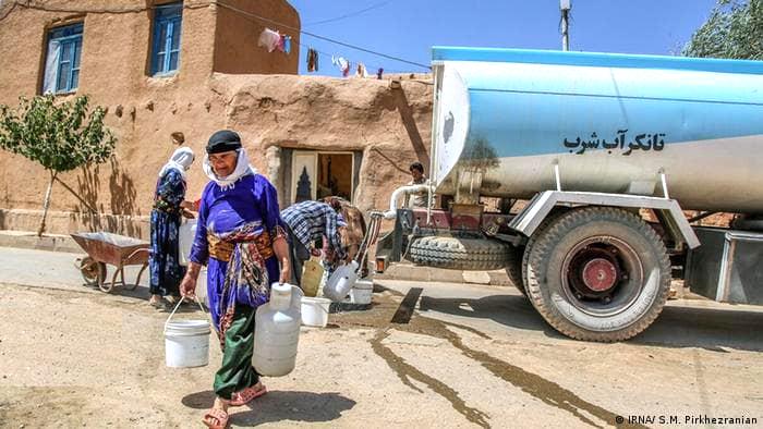 بحران آب - کمبود آب شرب