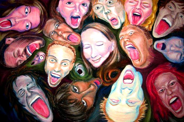 خنده درمان ناهنجاری های روحی