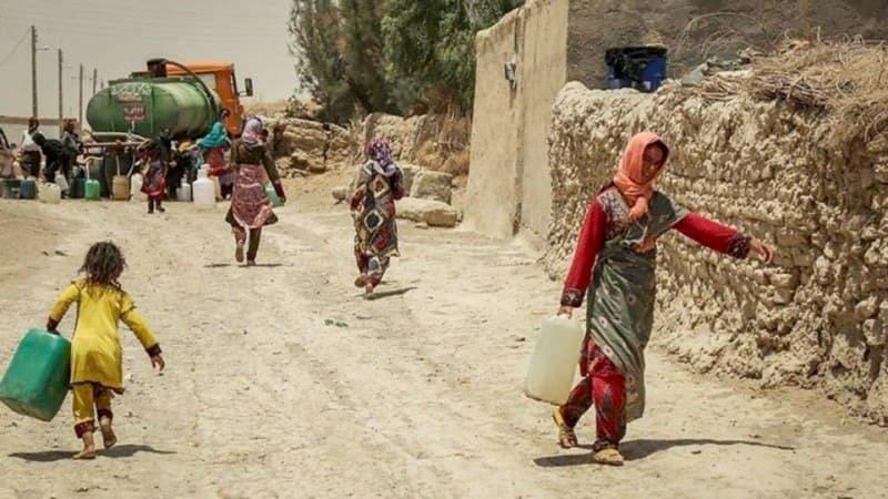بحران آب کشور ایران kwcmag