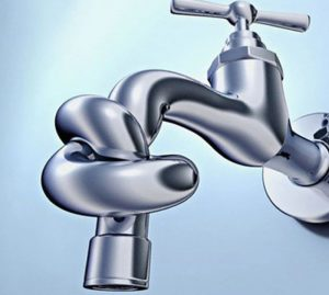 قطع شدن آب